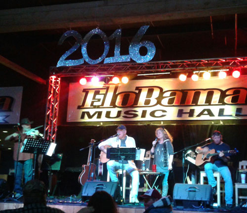 New Years Eve with Three Wheel Drive at Flobama