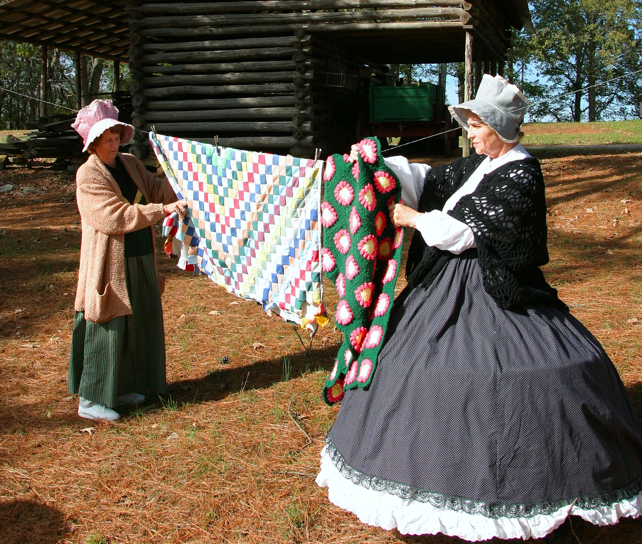 Recall LaGrange Festival provides a glimpse of life atop LaGrange Mountain in the 1800s