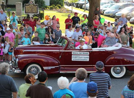 Annual Events + Festivals - Muscle Shoals Area, Alabama