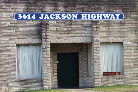 Muscle Shoals Sound Recording Studio
